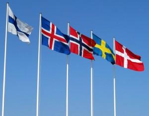 Nordiske-flagg
