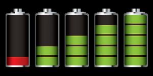 oppladbare-batterier